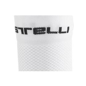 Castelli Free 9 Cykelstrømper hvid